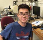 Tianqing Zhang   Undergraduate Student