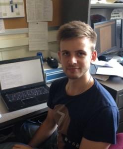 Jan Adam    Visiting Undergraduate Student