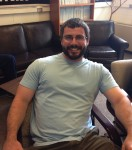 Justin Raybern   Graduate Student