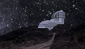 lsst-at-night