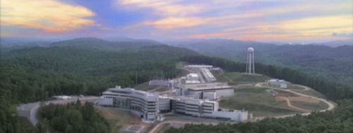 The Spallation Neutron Source at ORNL