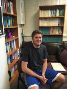 Eric Segerberg Undergraduate Student